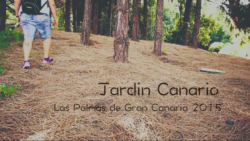 Visita al Jardín Canario