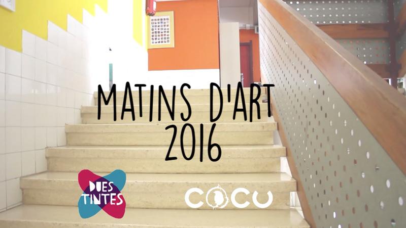 Teaser Matins d'Art 2016